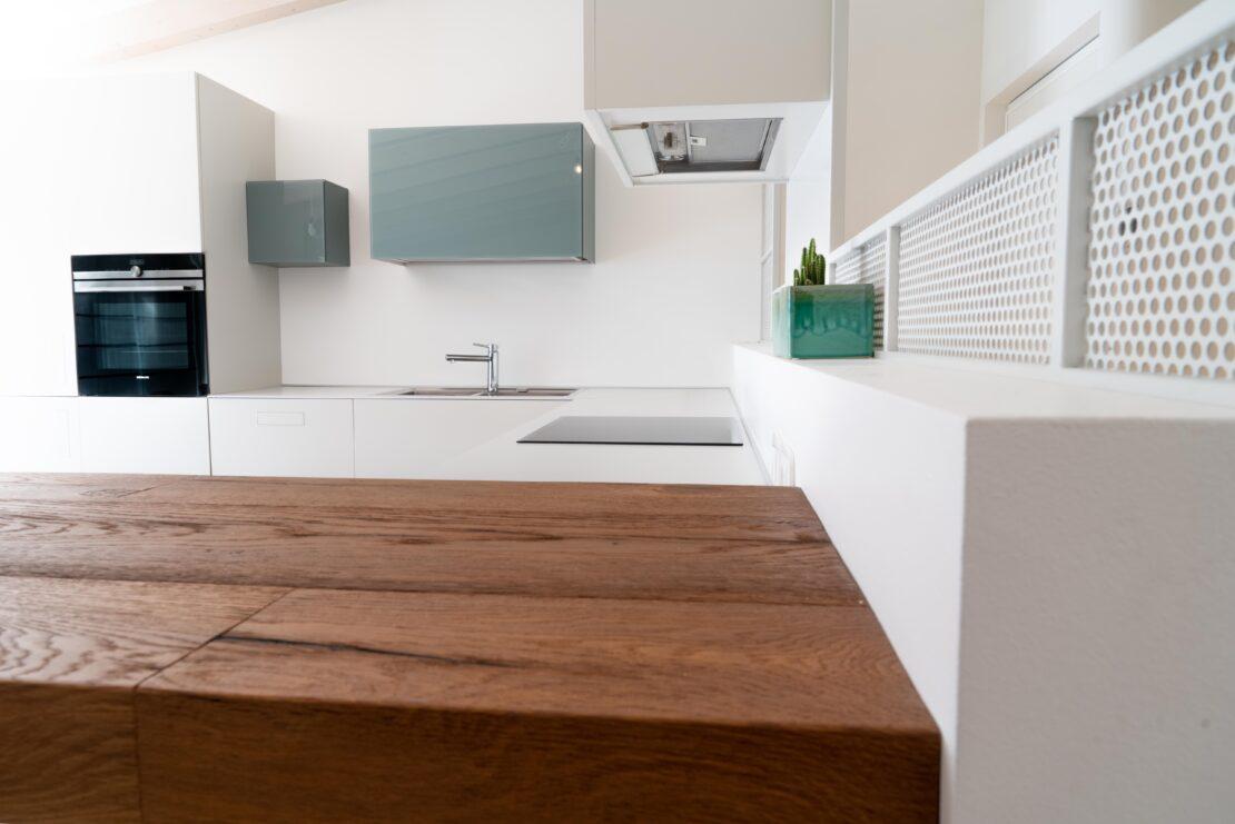 interni dettaglio cucina